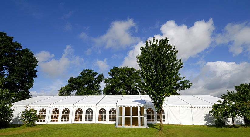 Choosing the best corporate tent rental services | Protecting Our Workers